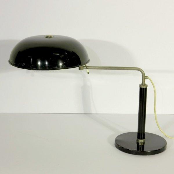 Quick 1500 Multiposition Tischlampe von Alfred Mueller, Schweiz, 1935