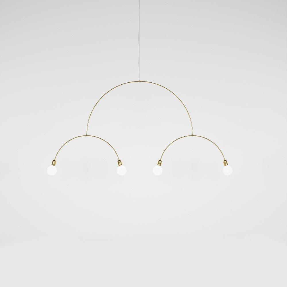 Olympia Deckenlampe von Nicolas Brevers für Gobo Lights